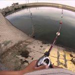 Striper Fishing Kettleman City (California Aqueduct)   Youtube   California Aqueduct Fishing Map