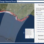 Strong Hurricane Impacts Predicted For Many Panhandle Beaches - Map Of Florida Panhandle Beaches