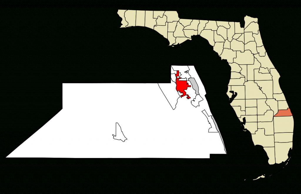 Stuart, Florida - Wikipedia - Street Map Of Stuart Florida