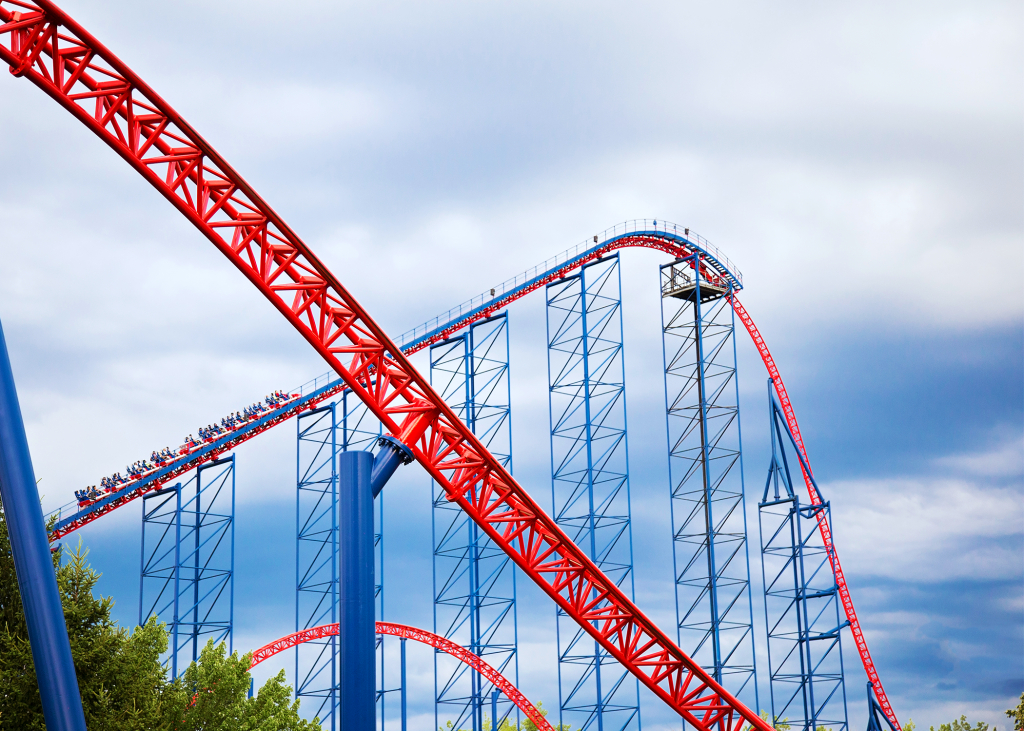Superman™ The Ride   Six Flags New England - Six Flags New England Map Printable