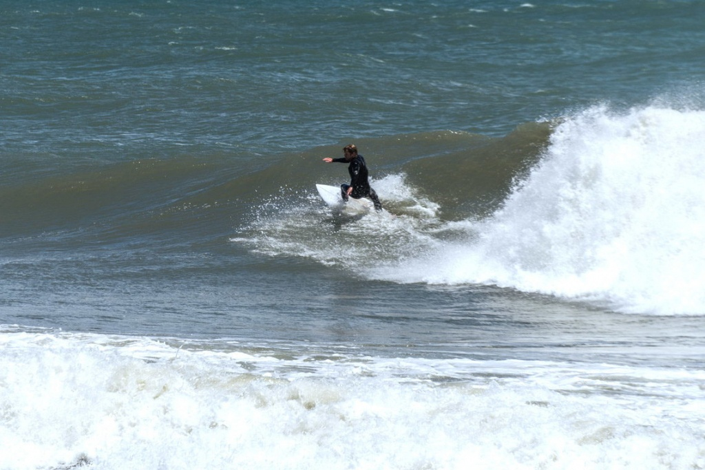 Surfing In The Outer Banks - Outerbanks - Best Surfing In Florida Map