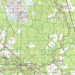 Suwannee River Maps And Gps Data, March 2005   White Springs Florida Map