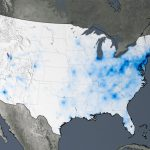 Svs: Nasa Images Show Human Fingerprint On Global Air Quality - Texas Air Quality Map