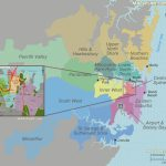 Sydney Map   Greater Sydney & Central Area Suburbs, District Zones   Printable Map Of Sydney Suburbs