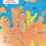 Sydney Maps | Australia | Maps Of Sydney - Printable Map Of Sydney