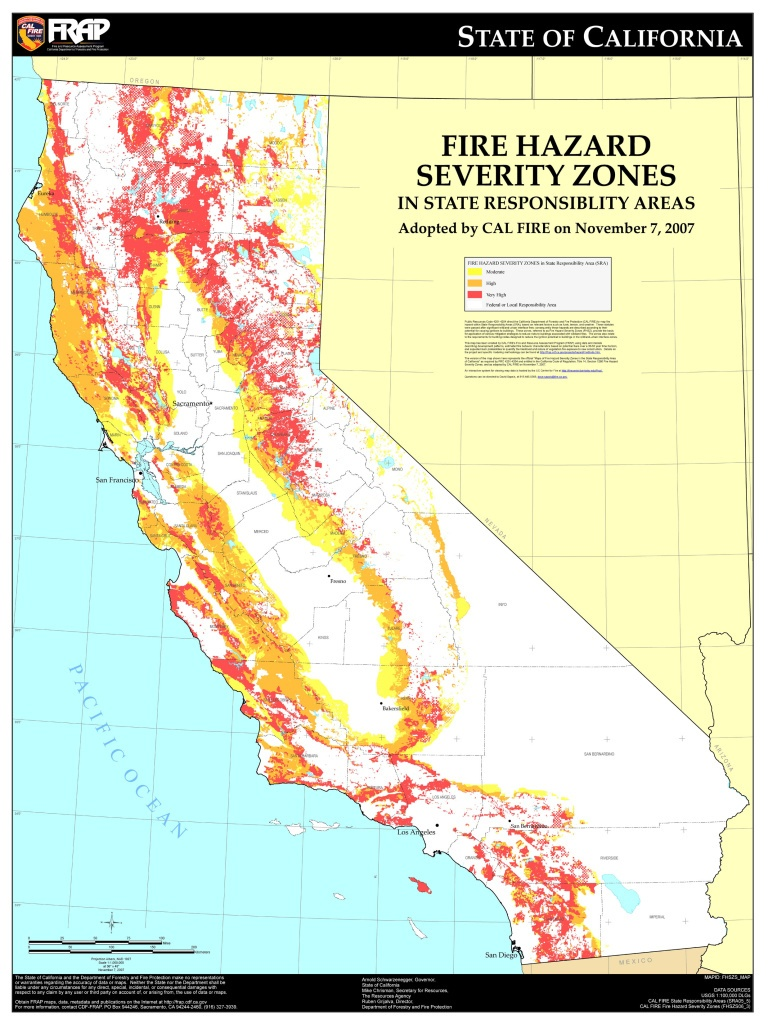 Take Two® | Audio: California's Fire Hazard Severity Maps Are Due - California Fires Map Today