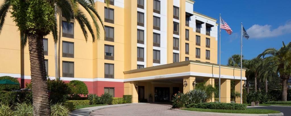 Tampa Airport Hotel Near Port Of Tampa | Springhill Suites - Tampa Florida Airport Hotels Map
