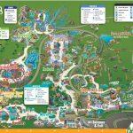 Tampa Busch Gardens Park Map   Florida Busch Gardens Map