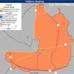 Taxes And Incentives For El Dorado Arkansas   Hubzone Map Texas