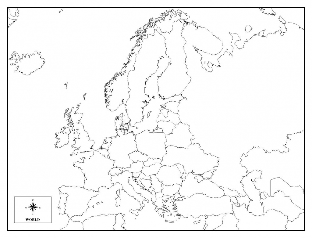 Test Your Geography Knowledge Europe Countries Quiz Lizard Point And - Europe Map Quiz Printable