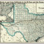 Texas And Pacific Railway | The Handbook Of Texas Online| Texas   Texas State Railroad Route Map