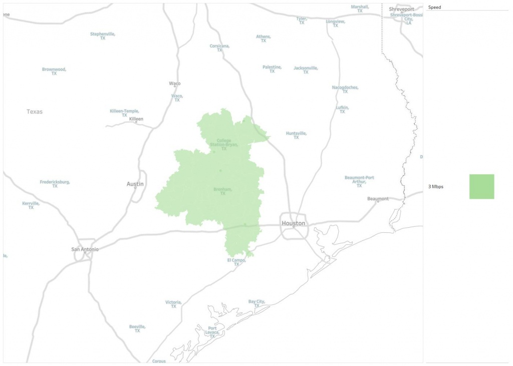 Texas Broadband Availability Areas & Coverage Map | Decision Data - Texas Broadband Map