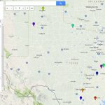 Texas Citizen Groups Petition Epa Over Coal Fired Power Plants   Power Plants In Texas Map