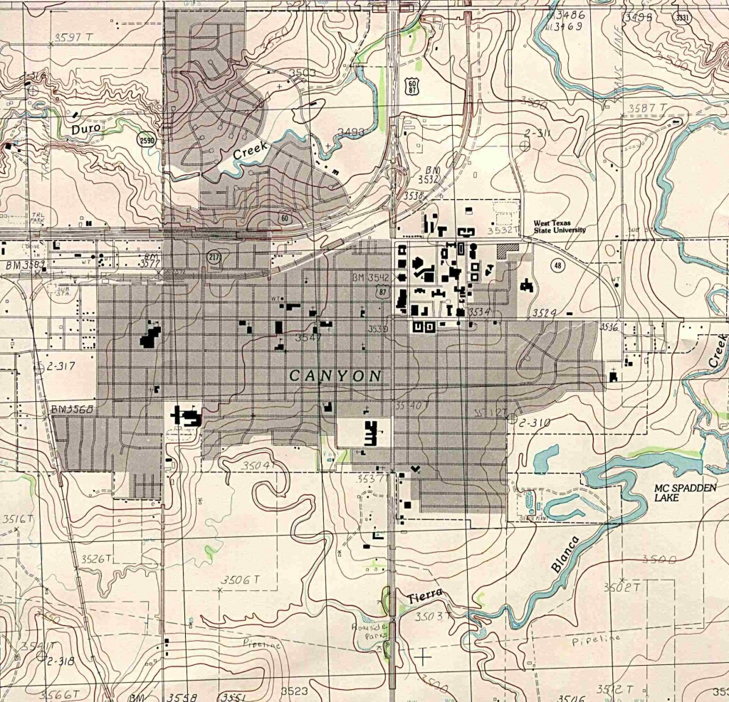 Texas City Maps - Perry-Castañeda Map Collection - Ut Library Online - Google Maps Tyler Texas