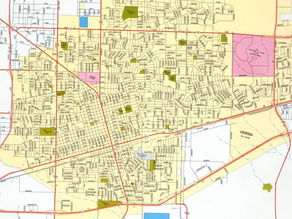 Texas City Maps - Perry-Castañeda Map Collection - Ut Library Online - Luling Texas Map