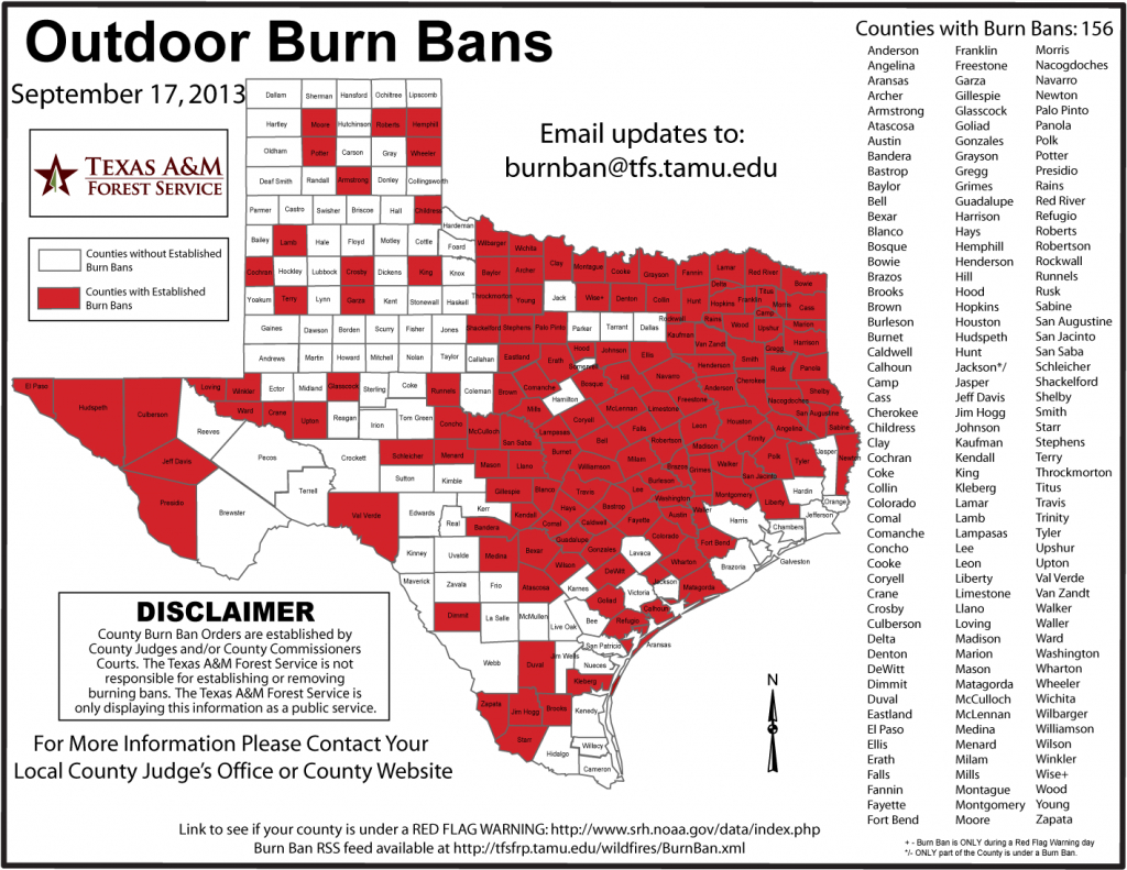 Texas County Burn Ban Map | Business Ideas 2013 - Burn Ban Map Of Texas