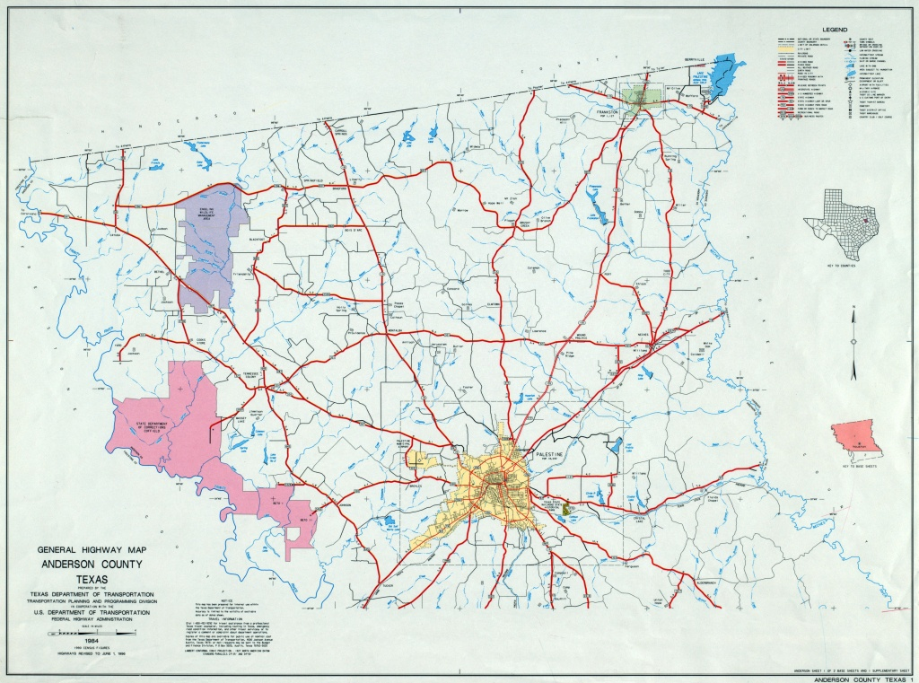 Texas County Highway Maps Browse - Perry-Castañeda Map Collection - Falls County Texas Map