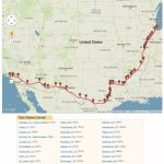 Texas Eagle Amtrak Map | Travel With Grant   Amtrak Texas Eagle Route Map