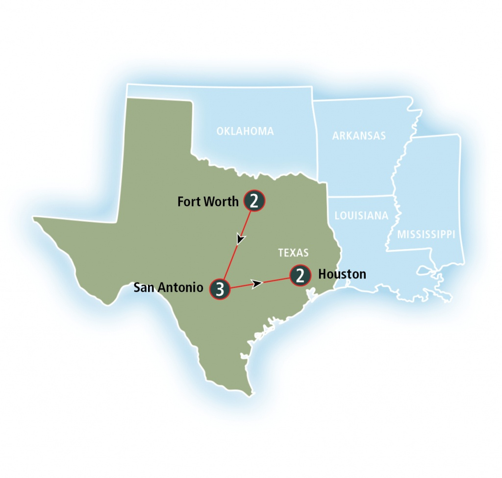 Texas Eagle | Amtrak Vacations - Amtrak Texas Eagle Route Map