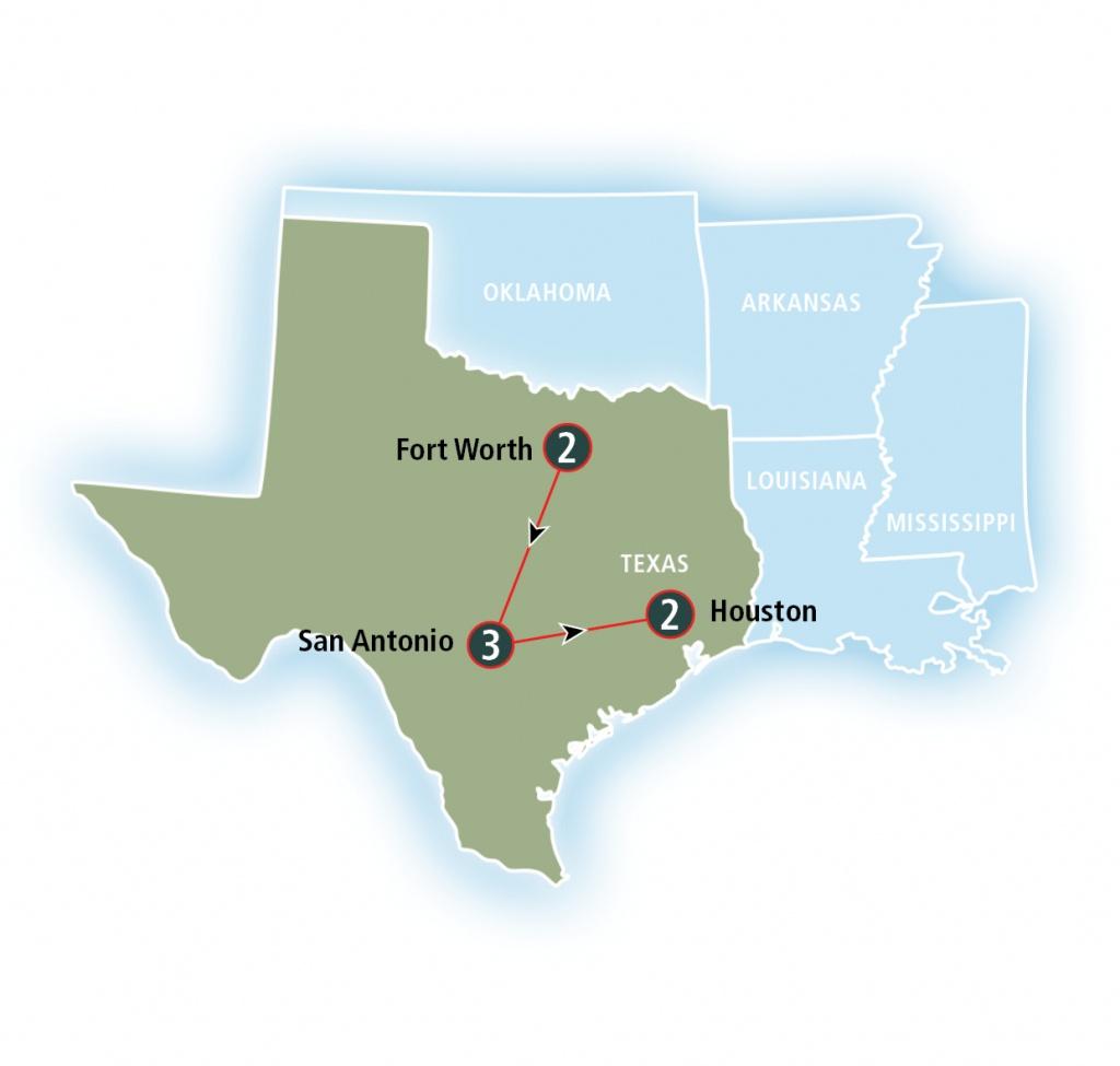 Texas Eagle   Amtrak Vacations - Texas Eagle Train Route Map