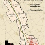 Texas Group Races For High Speed Rail   Wsj   Texas Bullet Train Route Map