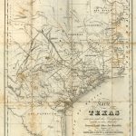 Texas Historical Maps   Perry Castañeda Map Collection   Ut Library   Old Texas Maps Prints