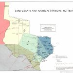 Texas Historical Maps   Perry Castañeda Map Collection   Ut Library   Republic Of Texas Map 1845