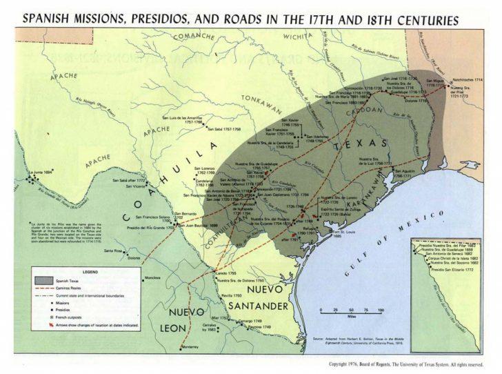 Texas Historical Maps