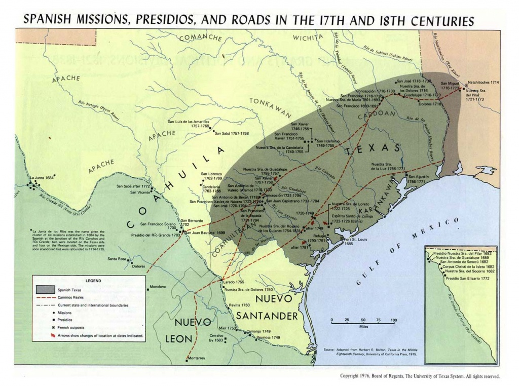 Texas Historical Maps - Perry-Castañeda Map Collection - Ut Library - Texas Land Map