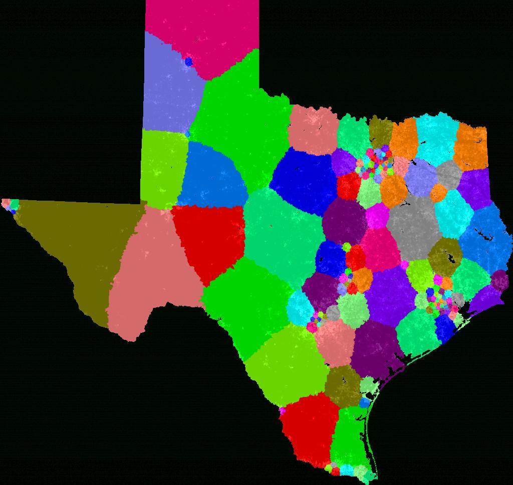 Texas House Of Representatives Redistricting - Texas Representatives Map