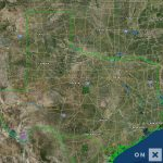 Texas Hunt Zone North Texas General Whitetail Deer - Texas Public Deer Hunting Land Maps