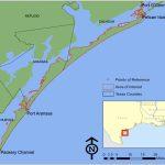 Texas Invasives   Map Of Texas Coastline
