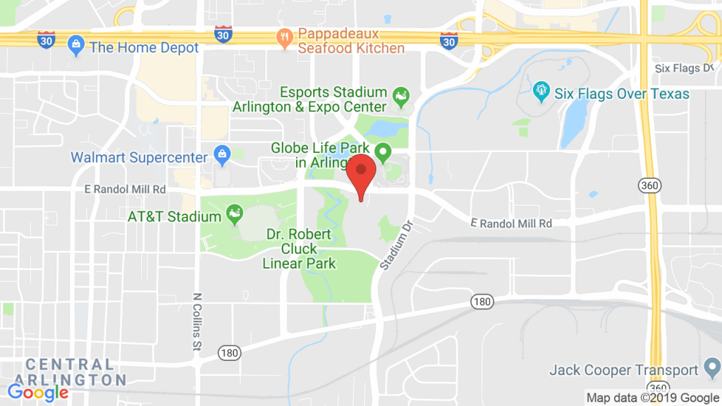 Texas Live! In Arlington, Tx - Concerts, Tickets, Map, Directions - Live Map Of Texas