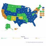 Texas Ltc Reciprocity | Texas Concealed Handgun Association   Florida Ccw Reciprocity Map 2017