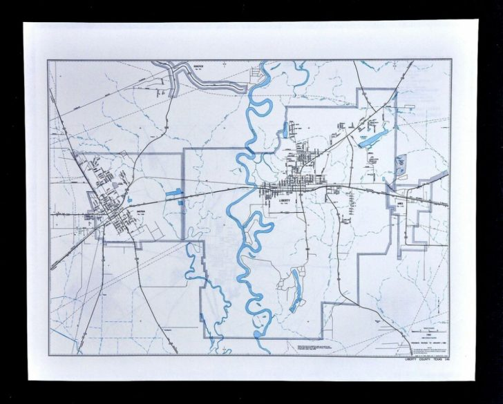 Dayton Texas Map
