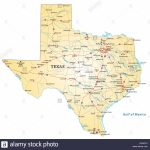 Texas Map Photos & Texas Map Images - Alamy - Alpine Texas Map