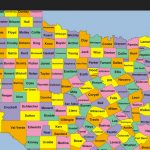 Texas Map Puzzle For Android - Apk Download - Texas Map Puzzle