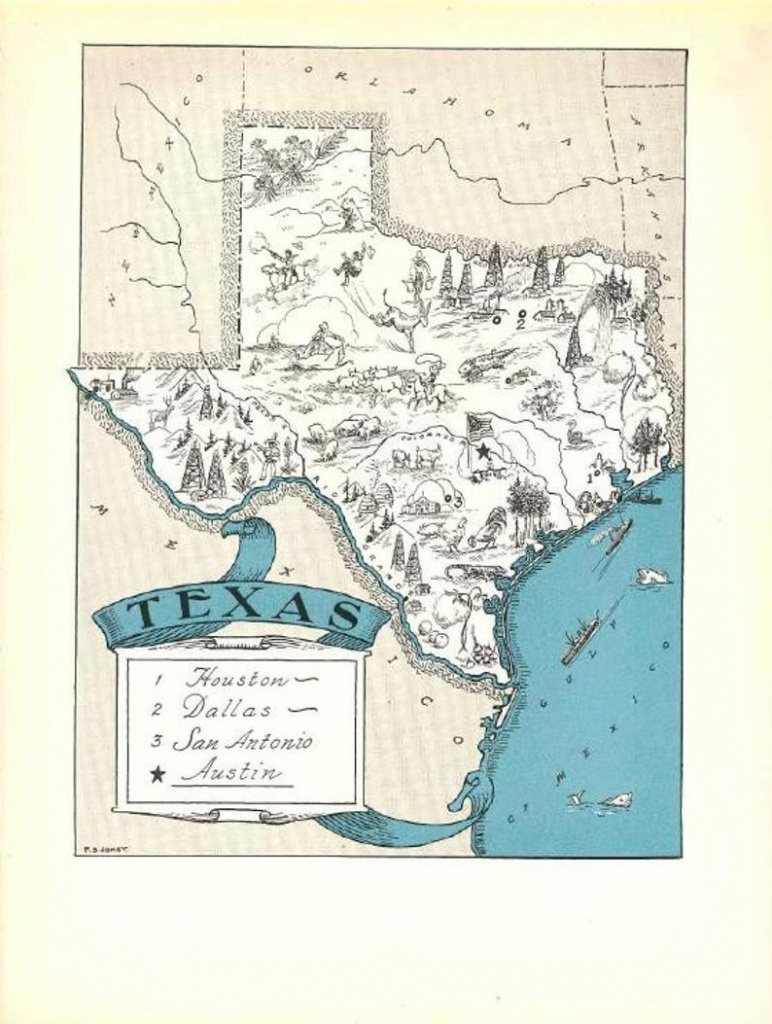 Texas Map State Wall Decor / Vintage Map Art / Tx Map Wall Art   Etsy - Texas Map Wall Decor