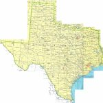Texas Maps - Perry-Castañeda Map Collection - Ut Library Online - Google Road Map Of Texas
