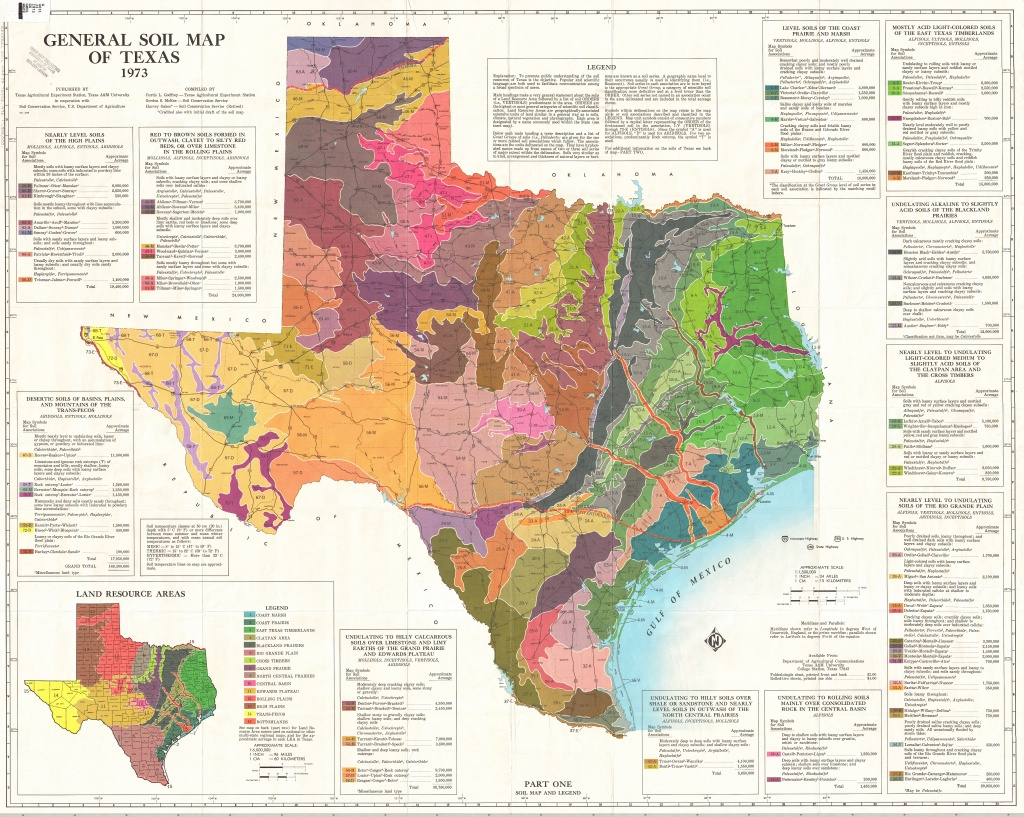 Texas Maps - Perry-Castañeda Map Collection - Ut Library Online - Texas Land Map