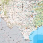 Texas Maps   Perry Castañeda Map Collection   Ut Library Online   Texas Road Map 2017