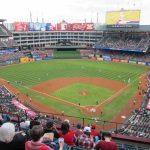 Texas Rangers Globe Life Park Seating Chart & Interactive Map   Texas Rangers Stadium Seating Map