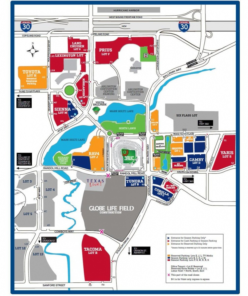 """Texas Rangers On Twitter: """"knowledge Is Power. Full #openingday - Texas Rangers Map"""