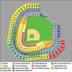Texas Rangers Seating Chart   Texas Rangers Stadium Seating Map