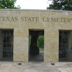 Texas State Cemetery In Austin, Texas   Find A Grave Cemetery   Texas State Cemetery Map
