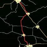 Texas State Highway 101   Wikipedia   Bridgeport Texas Map