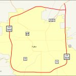 Texas State Highway Loop 323 - Wikipedia - Tyler Texas Location Map