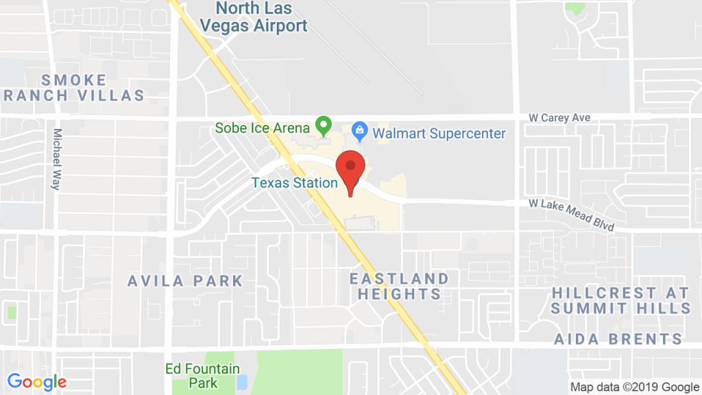Texas Station Casino - Shows, Tickets, Map, Directions - Casinos In Texas Map