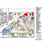 Texas Tech University Parking  Visitor Map   Lubbock Texas Usa • Mappery   Texas Tech Dorm Map