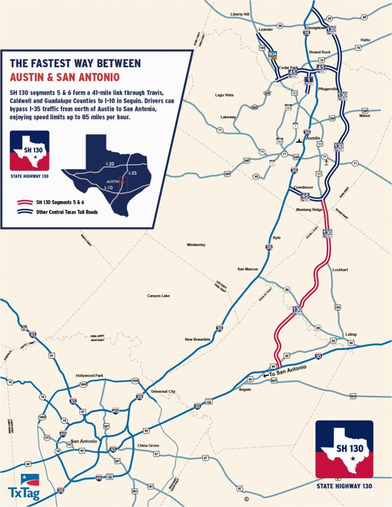 Texas Toll Road Map State Highway 130 Maps Sh 130 The Fastest Way - Texas Toll Roads Map